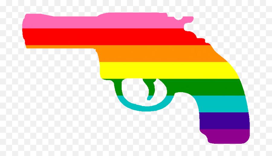Originalcolorsgun - Pride Gun Discord Emoji