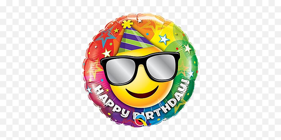 Balloons - Happy 40th Birthday Emoji