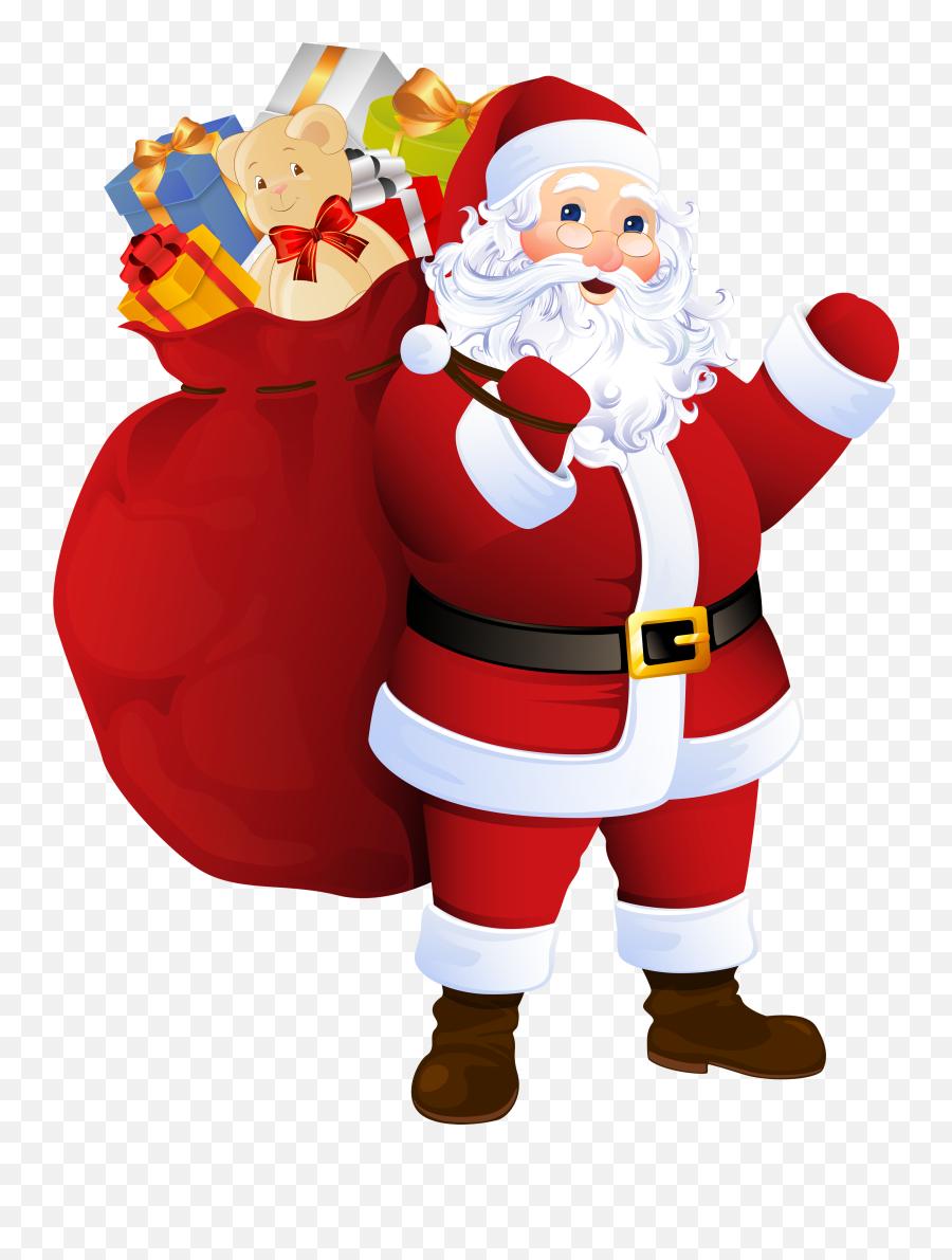 Santa Emoji Transparent Png Clipart Free Download - Transparent Background Santa Claus Png,Black Santa Emoji