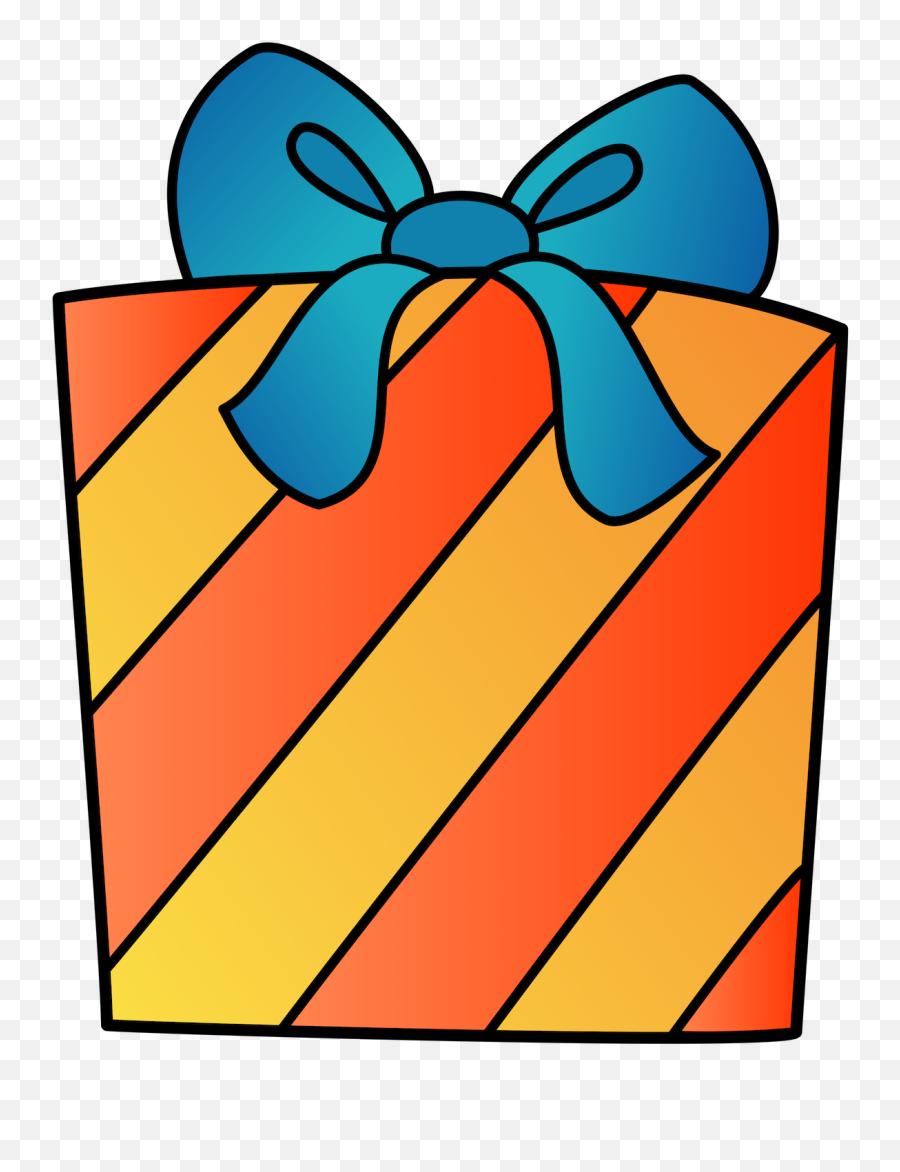 Birthday Present Clipart - Birthday Present Clipart Emoji