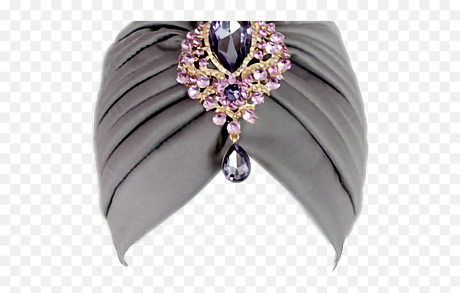 Headscarf Scarf Turban Hijab Tichel - Picsart Turban Png Emoji,Hijab Emoji