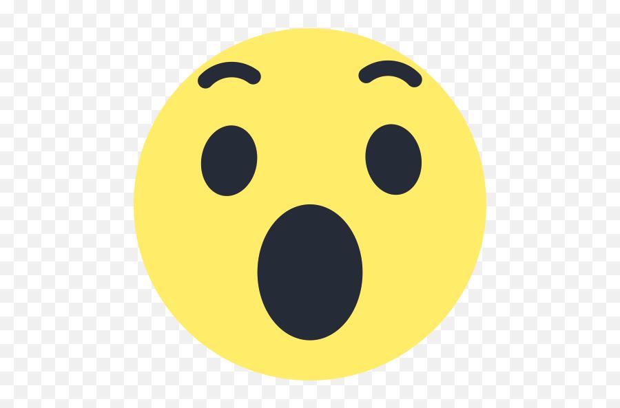 Emoji Photo Editor - Facebook Reaction Wow Png,Deep Fried Crying Emoji