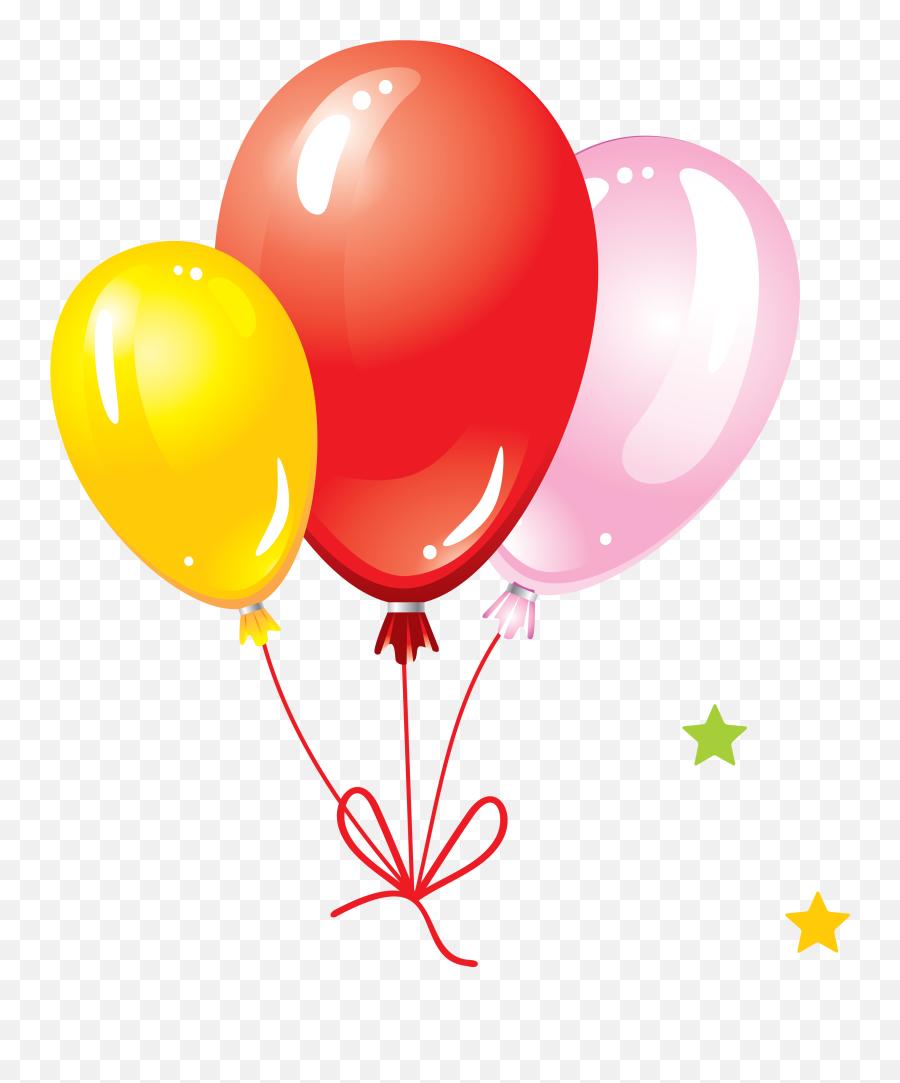 Balloon Emoji Transparent Png Clipart - Balloon Png