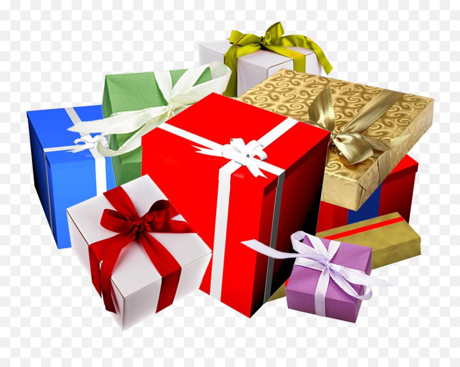 Kickball Clipart Wrapped Gift Kickball - Transparent Background Birthday Gifts Png Emoji