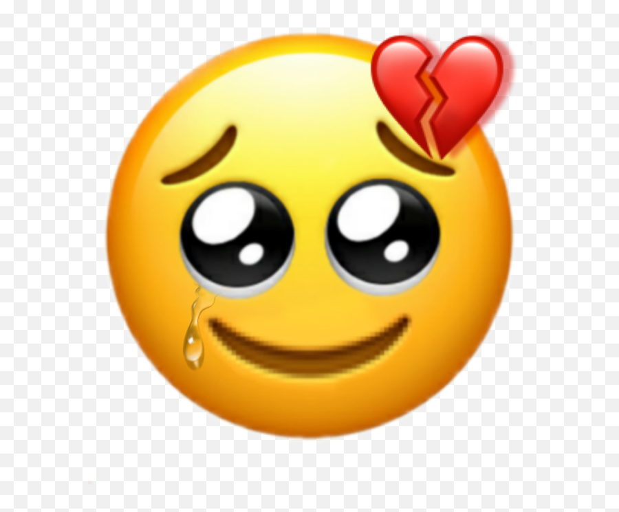 tears emoji Sticker by hollyinred - Happy