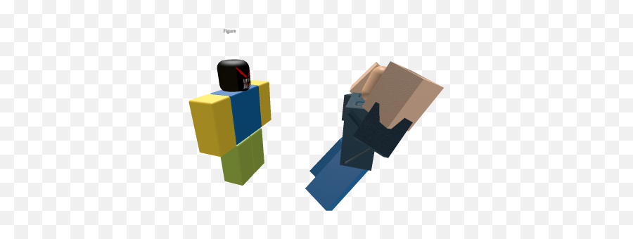 Killer Noob Model Roblox - Graphic Design Emoji