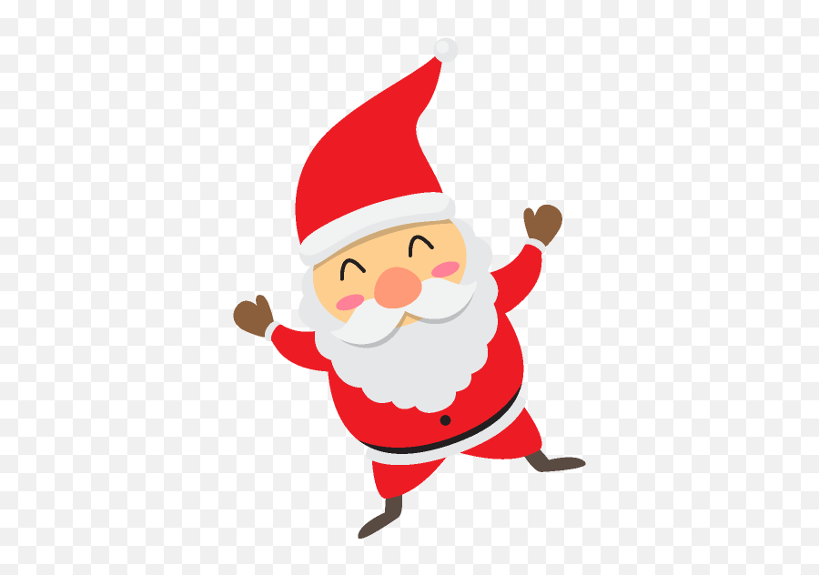 Holiday Emoji - Santa Claus,Santa Emoji Iphone