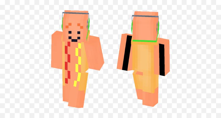 Download Dancing Hot Dog Meme Minecraft Skin for Free - Man Bat Minecraft Skin Emoji