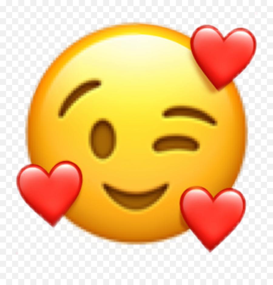 Emoticon Stickers - Popular Emoji,Heart Emojicon