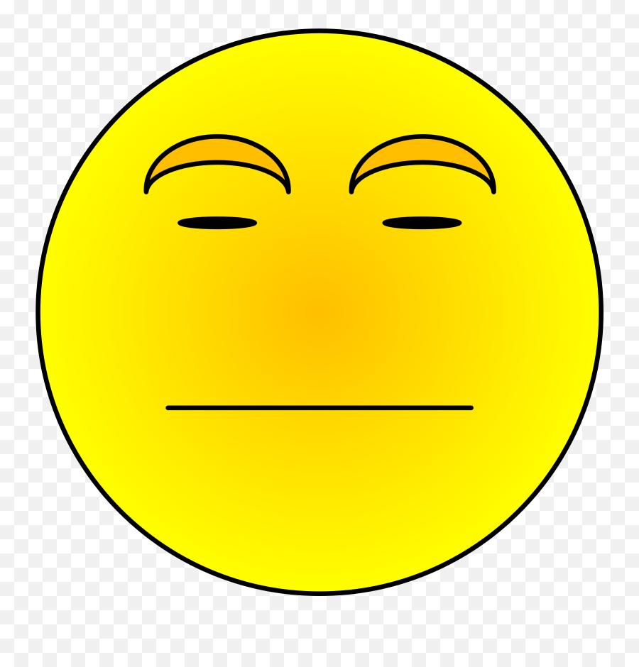 Sleeping yellow smiley on a white background free image - Smiley Emoji