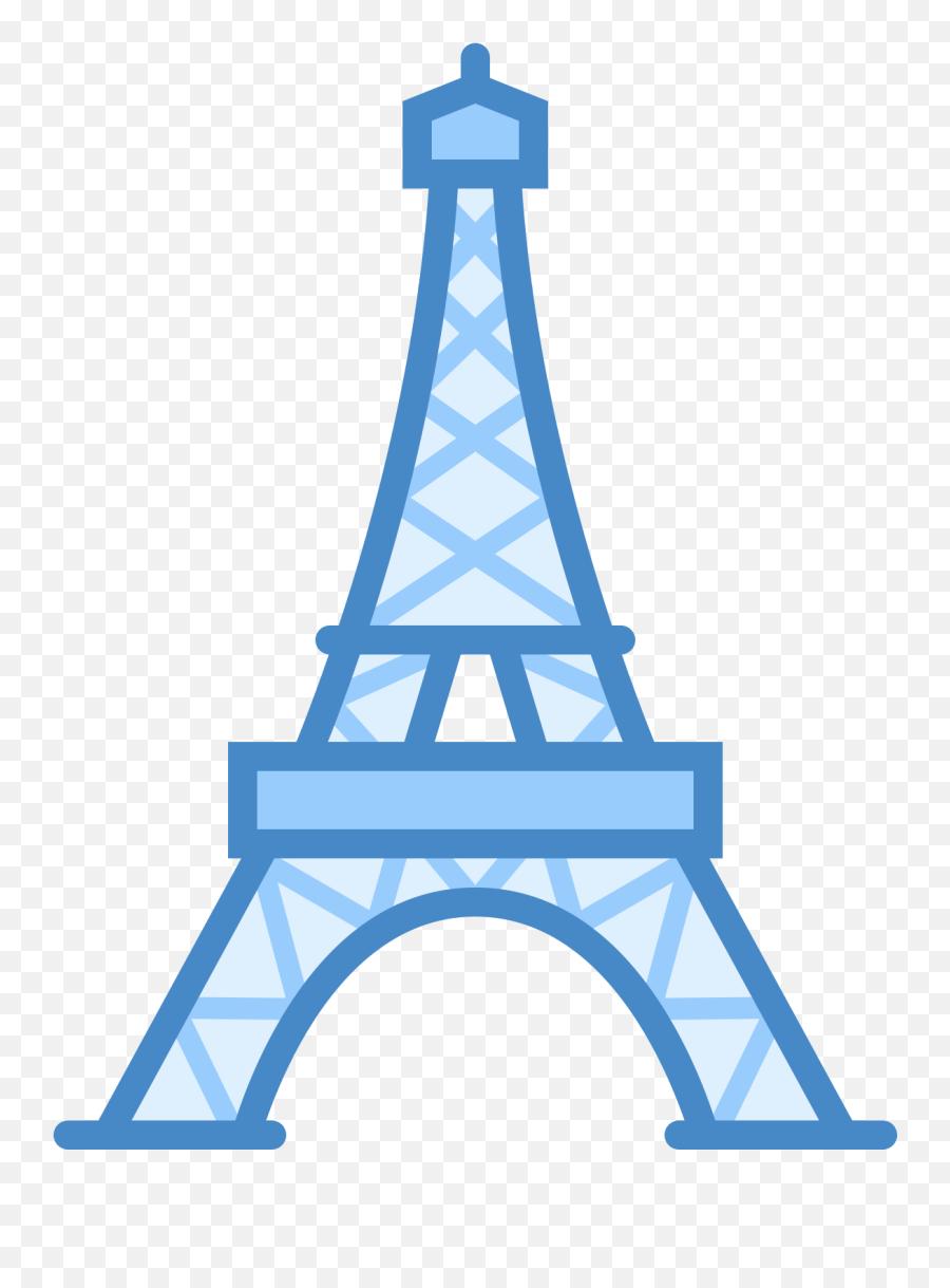 Stylized Eiffel Tower Ol - Eiffel Tower Clipart Png Emoji,Is There An Eiffel Tower Emoji