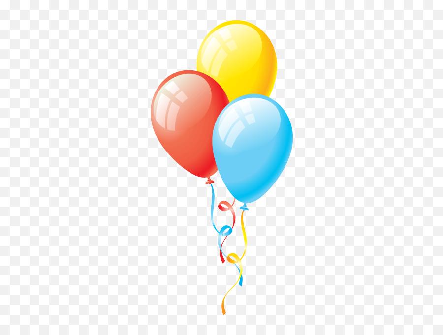 Birthday Balloons Free Birthday Balloon - Balloons Clipart Png Emoji