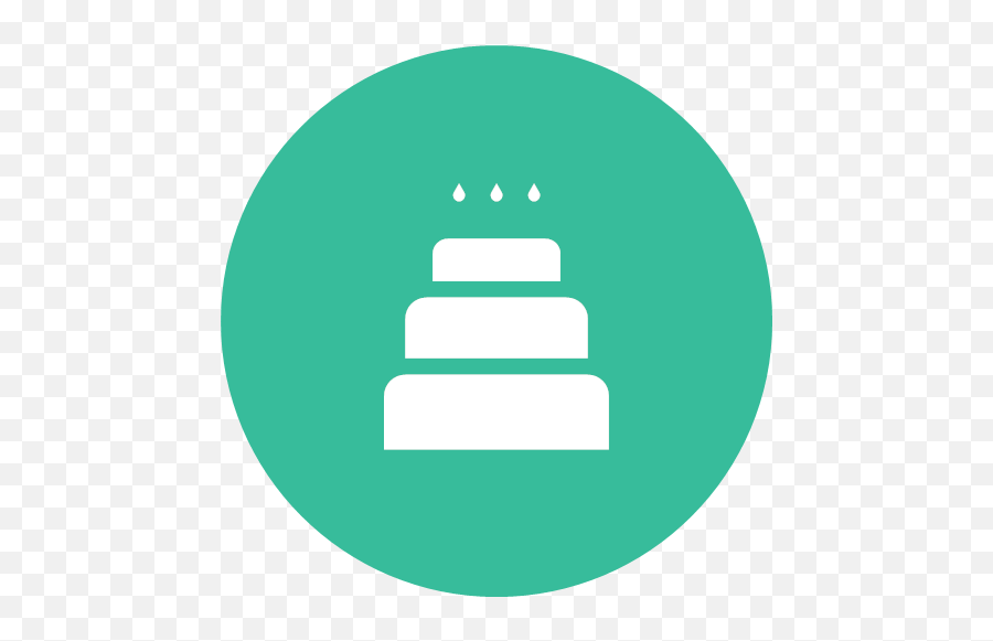 Cake Cake With Candles Celebration Christmas Cake Party Icon Emoji,Brick Emoji