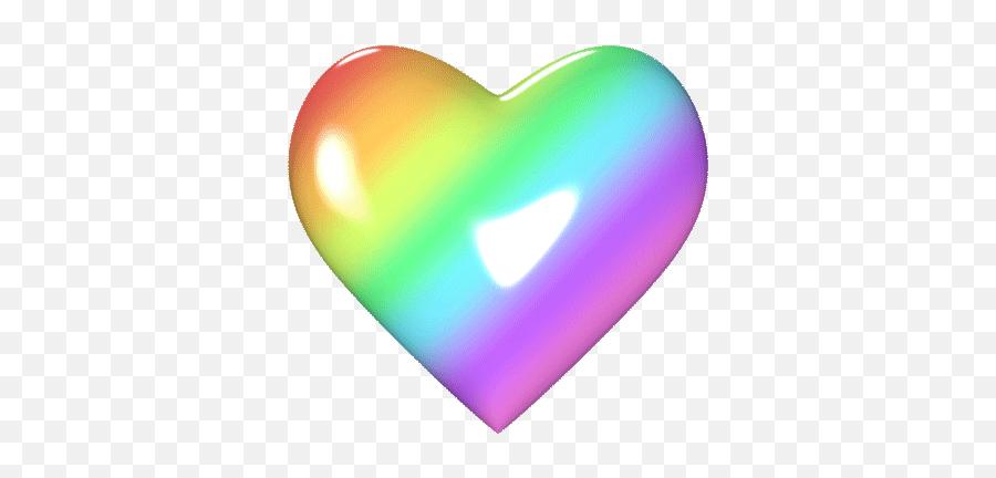 Heart Gif - Cute Transparent Heart Gif Emoji,Sparkling Heart Emoji