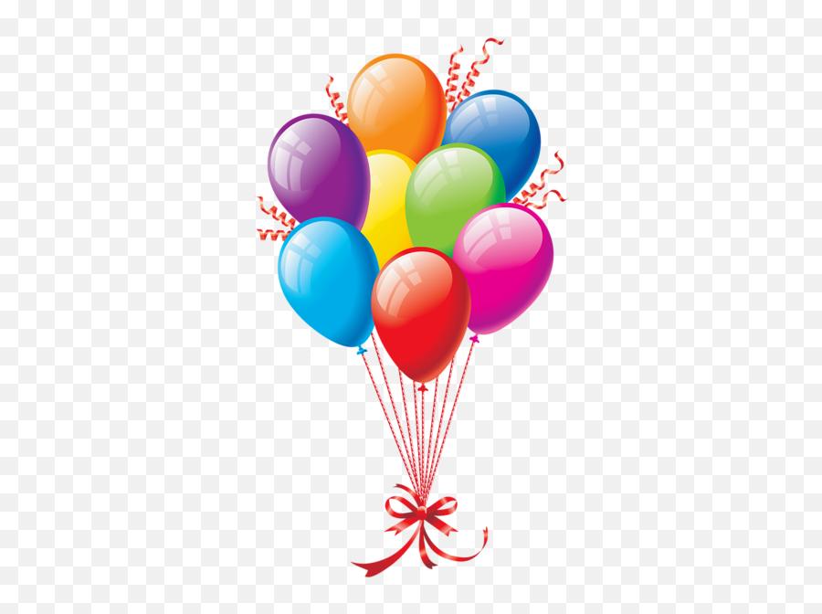 Happy Birthday Balloon Clipart - Birthday Balloons Emoji
