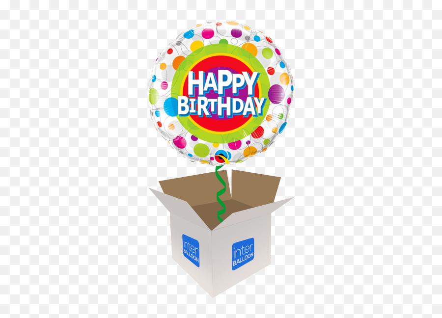 Birthday Helium Balloons Delivered In - 12 Års Fødselsdag Emoji