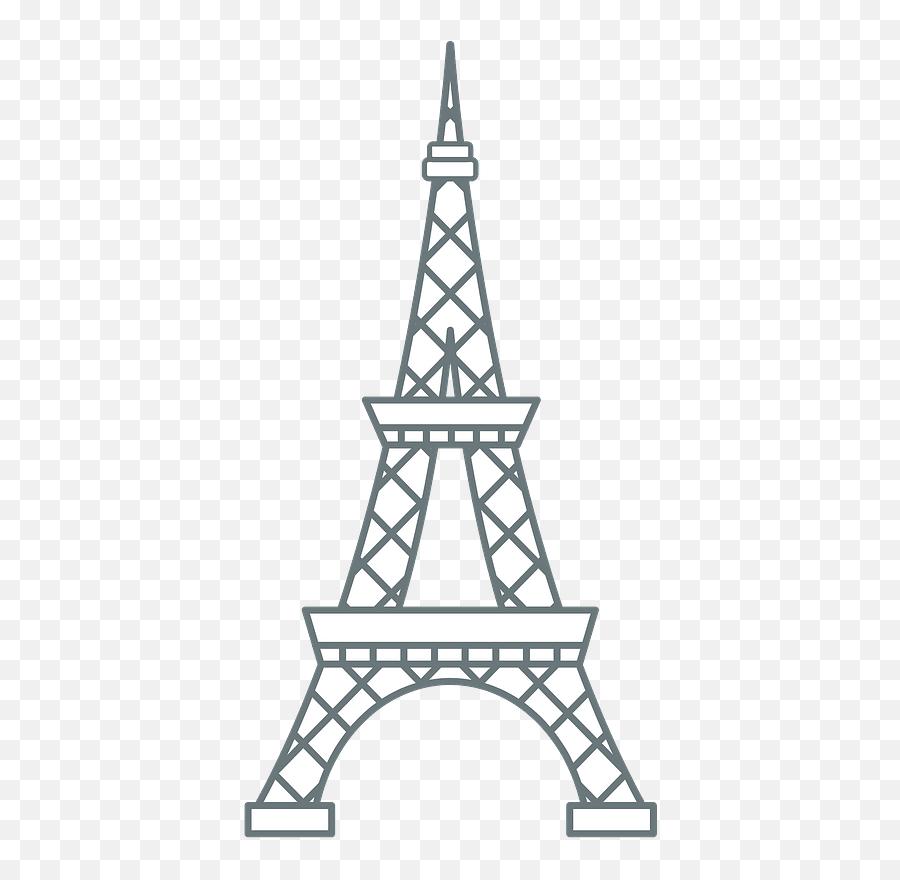 Eiffel Tower - Torre Eiffel Svg Emoji,Eiffel Tower Emoji