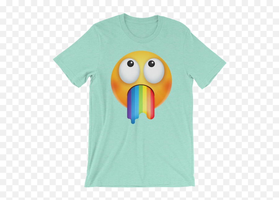 Funny Emoticon Shirts - Logo Rebecca Zamolo Merch Emoji