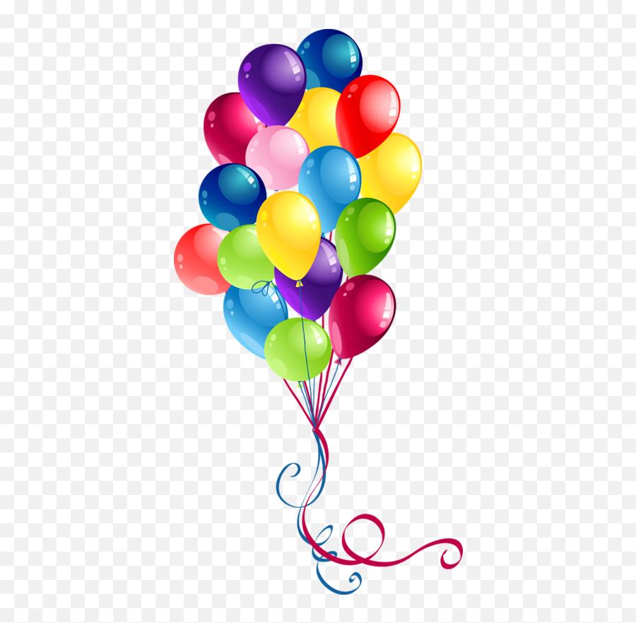 Birthday Balloon - Balloon Clipart Emoji