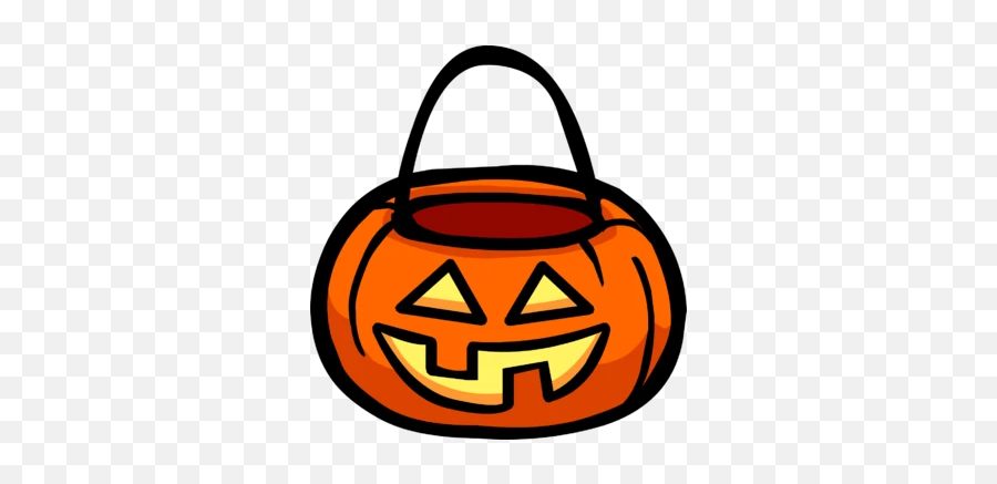 Pumpkin Basket - Pumpkin Bear Roblox Emoji