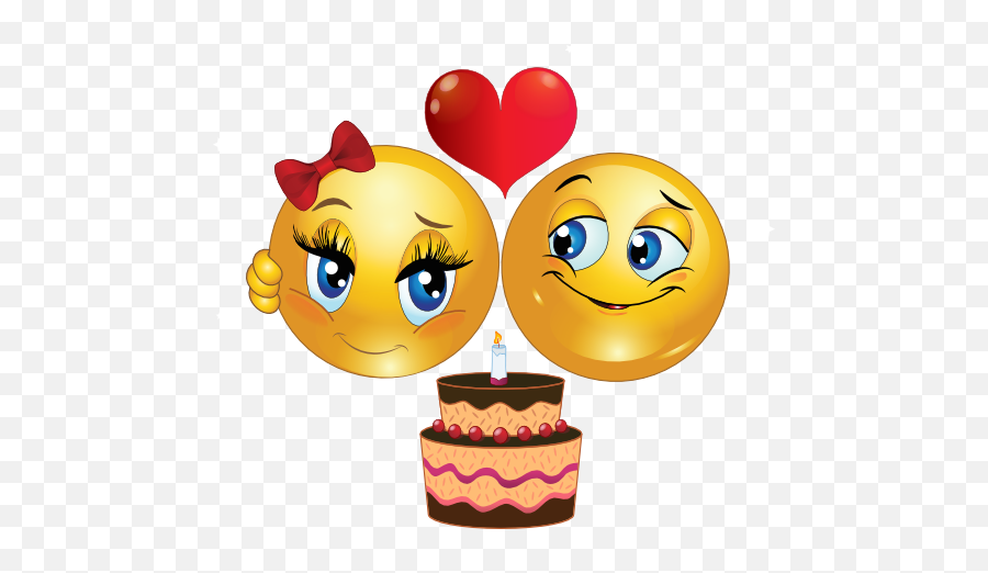 Free Party Smileys Cliparts Download Free Clip Art Free - Anniversary Emoji