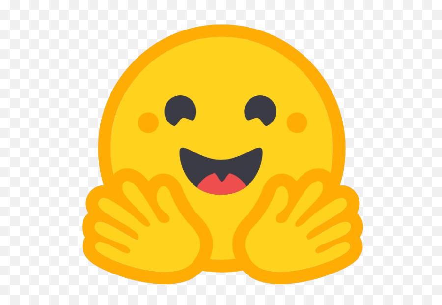 Hugging Face - Hugging Face Company Emoji,Hugging Emoticon