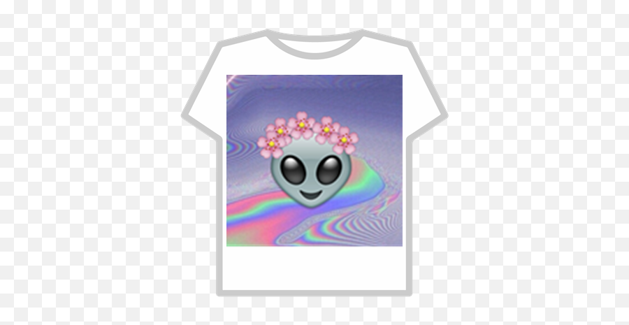 Alien Emoji - Denis T Shirt Roblox