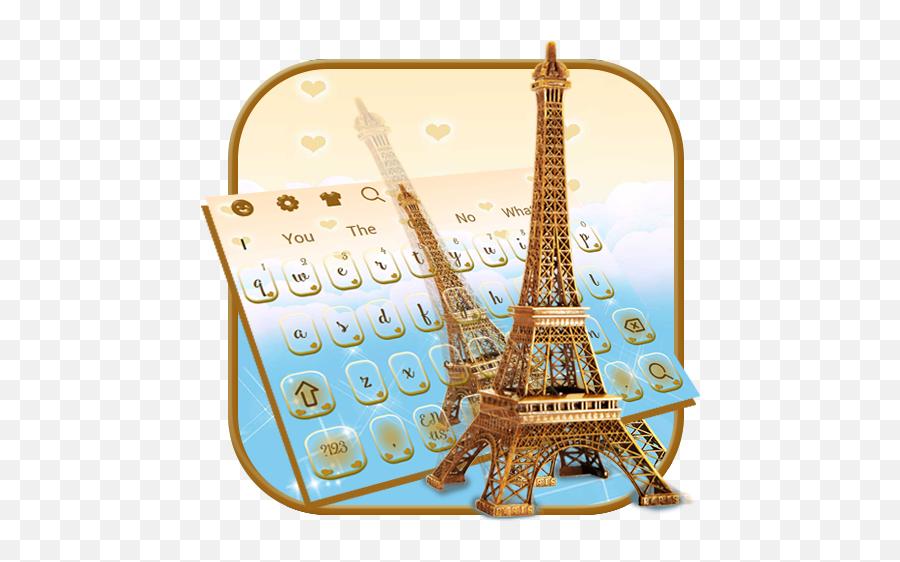 Eiffel Tower Keyboard - Tower Emoji,Eiffel Tower Emoji