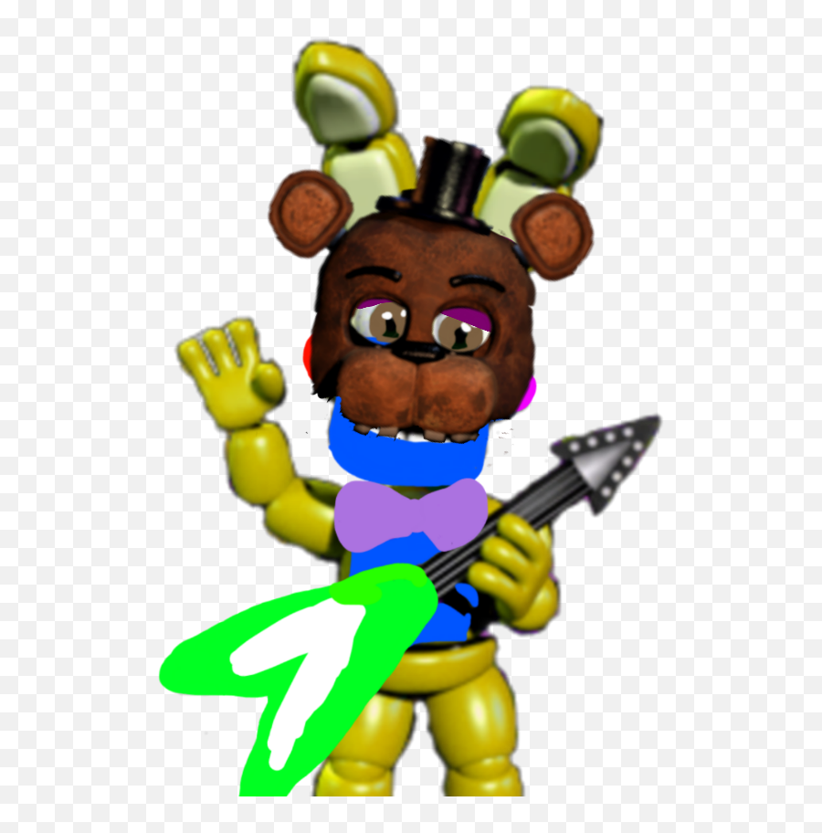0 Me - Five Nights At Bonnie Png Emoji