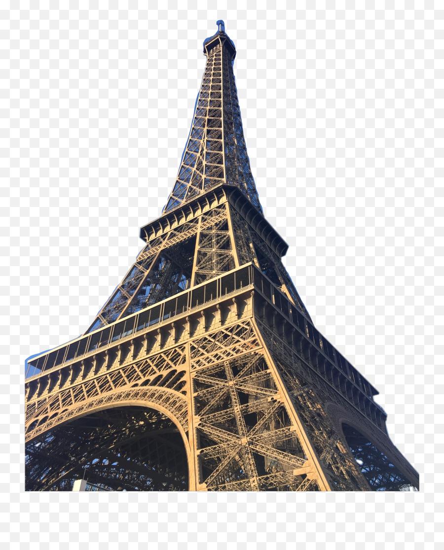 Aesthetic Paris Landmarks Brown Brow - Eiffel Tower Emoji,Is There An Eiffel Tower Emoji