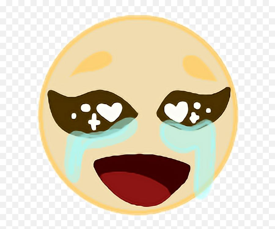Laughing Emoji Cry - Clip Art,Laughing Emoji Transparent