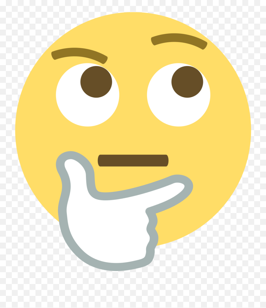 Question Face Png - Curious People Icon Emoji