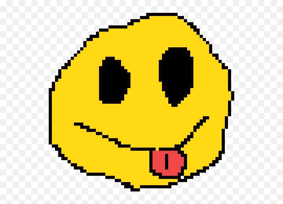 smiley face  Pixel Art Maker - Cara Membuat Lingkaran Di Minecraft Emoji