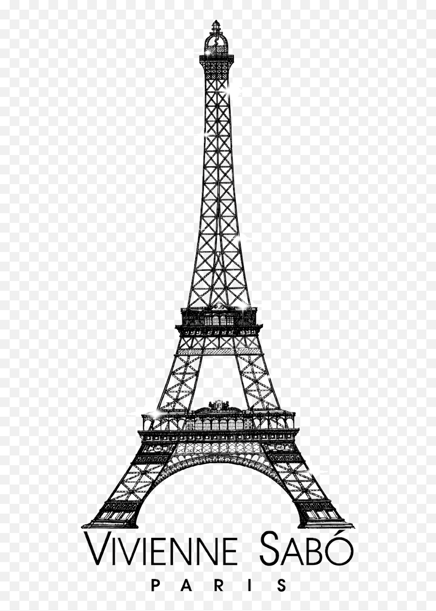 Paris Blues Stickers For Android Ios - Eiffel Tower Drawing Emoji,Is There An Eiffel Tower Emoji