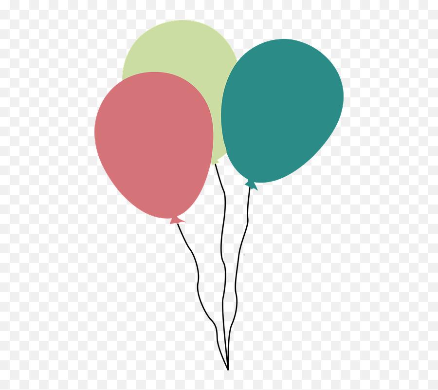 Balloon Birthday Wedding - Globos De Cumpleaños Png Emoji