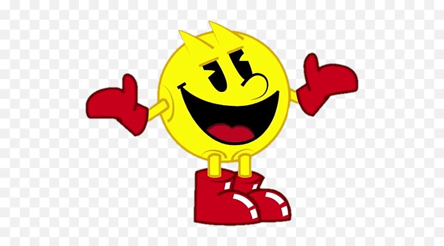 Pacmanshrug - Pac Man Discord Emotes Emoji
