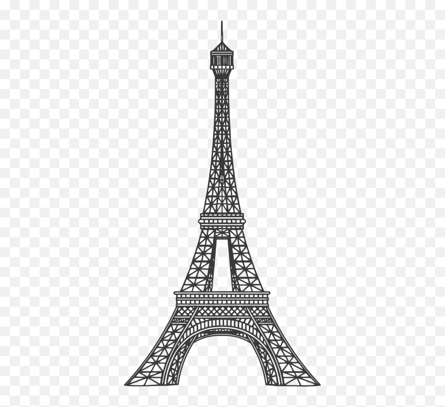 Eiffel Png And Vectors For Free - Eiffel Tower Clipart Png Emoji,Is There An Eiffel Tower Emoji