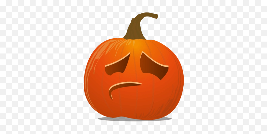 Emoticon Png And Vectors For Free - Pumpkin Emoji