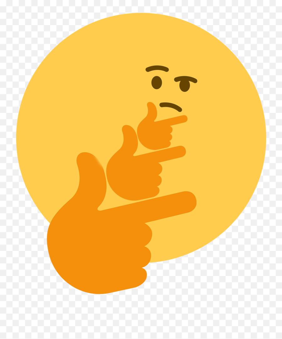 Thinkception - Thinking Emoji Meme