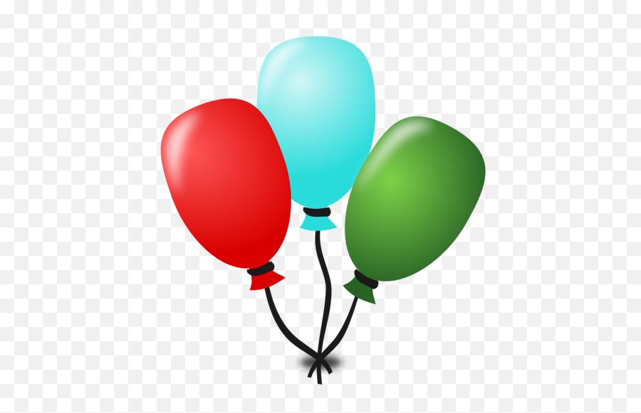 Vector Clip Art Of Birthday Party - Birthday Icon Emoji