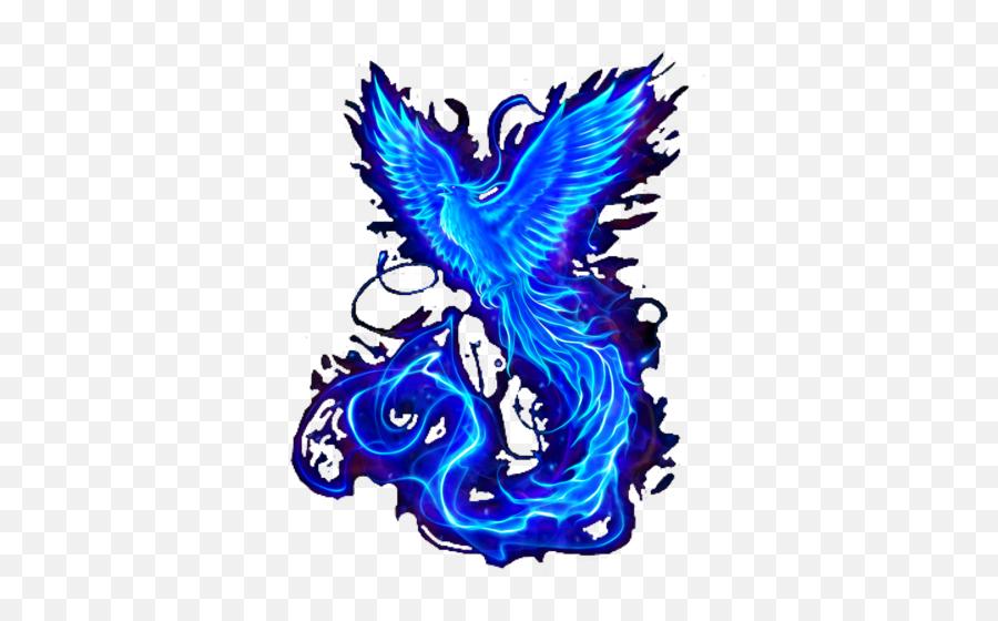 Magic Phoenix Ma - Illustration Emoji