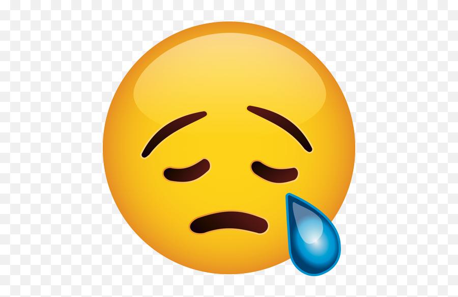 Emoji - Icon,Crying Tears Emoji