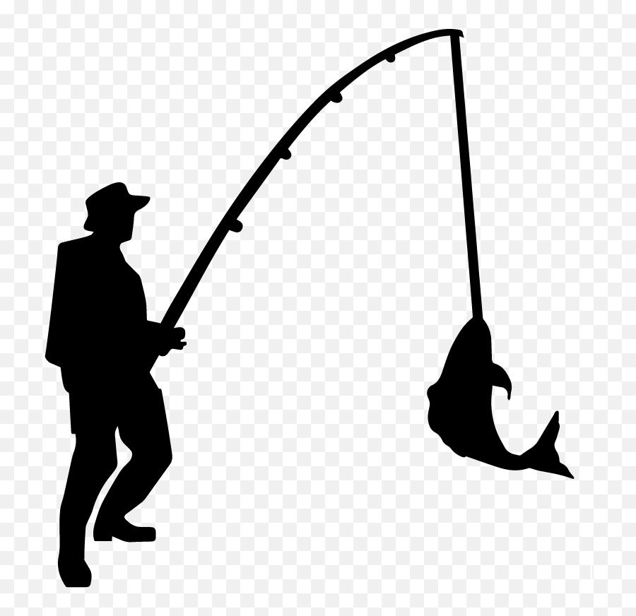 Download Fisherman Man Fishing Silhouette Emoji Fisherman Emoji Free Transparent Emoji Emojipng Com