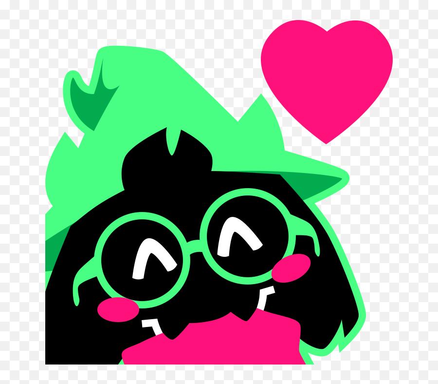 Three - Discord Love Emojis