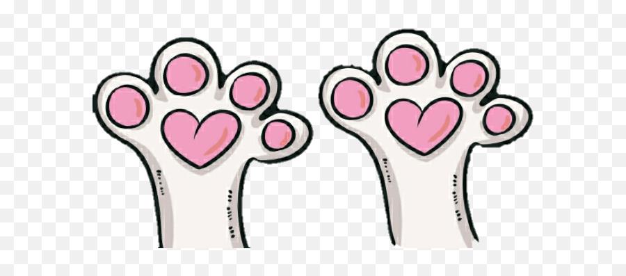 Single paw emoji