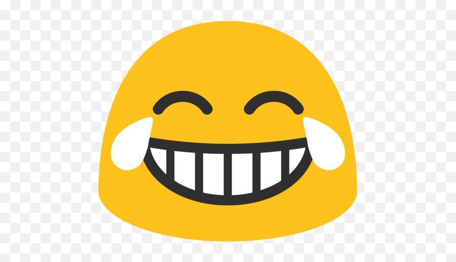 Face With Tears Of Joy Emoji - Android Laughing Crying Emoji,Joy Emoji