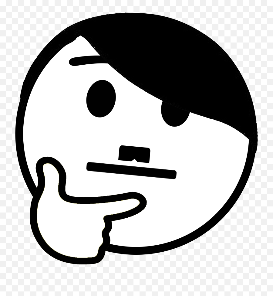 Thinkler - Jew Emoji Discord Nose