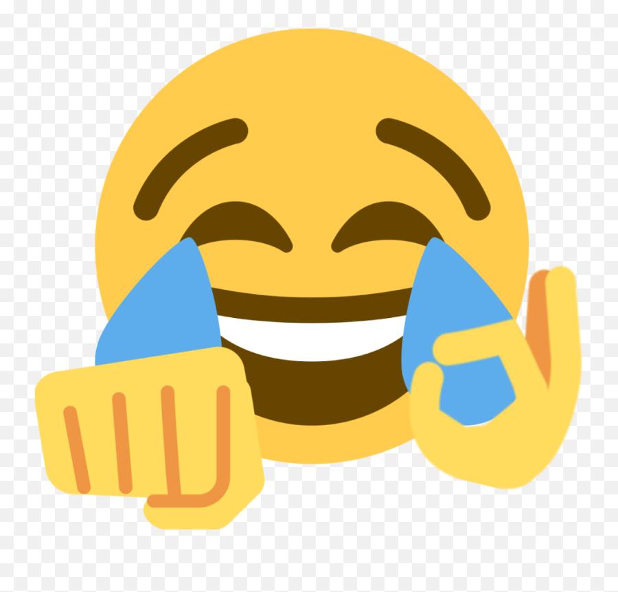 Discord Transparent Emojis - Joy Emoji Transparent,Joy Emoji