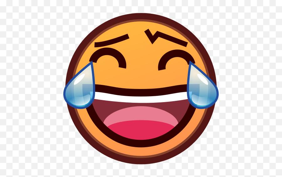 Face With Tears Of Joy Emoji For Facebook Email Sms - Face Emoji,Joy Emoji