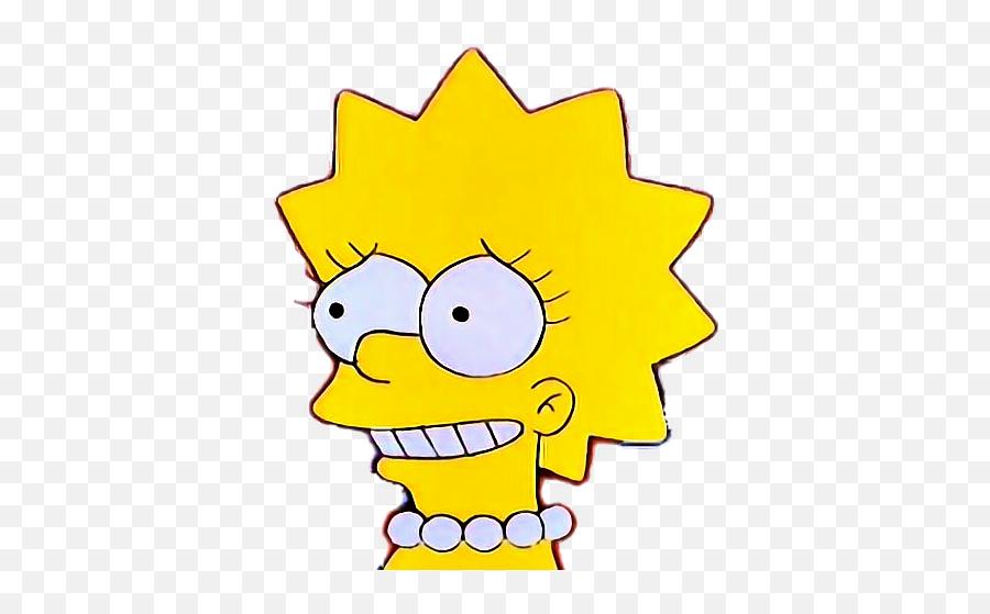 Discord Emote Emoji Simpson Simpsons Lisa Lisasimpson - Simpsons Discord Emojis,Emojis For Discord